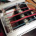 Câblage rack